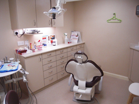 Dental Hygiene Room